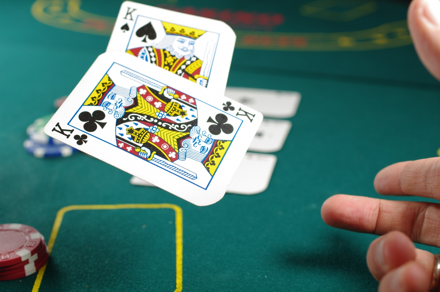 Just How To Play Let It Ride Poker
