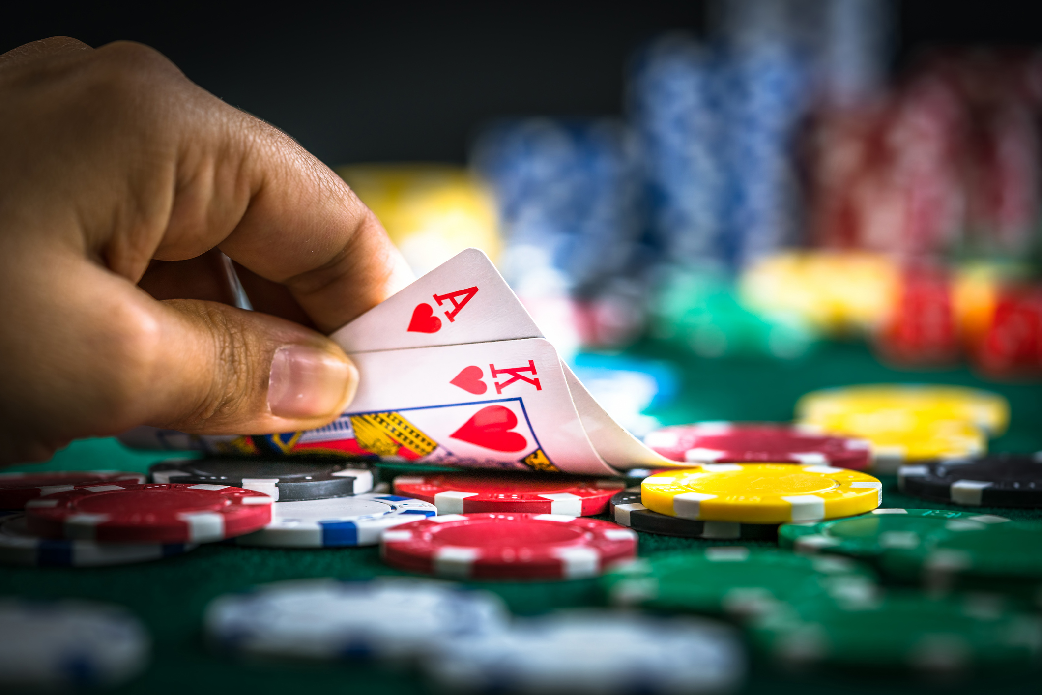 The Reality Is You Aren't The One Explicit Person Involved About Gambling.