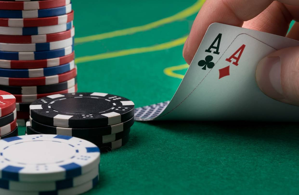 Five Attractive Ways To Enhance Your Casino Game Expertise